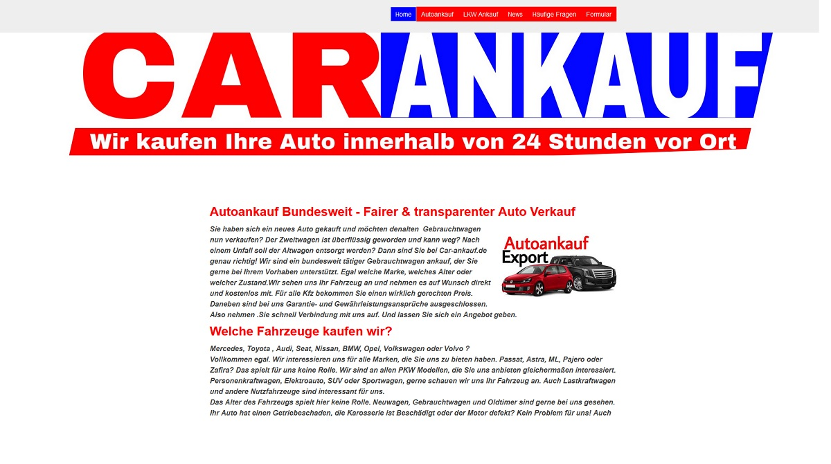 Autoankauf Esslingen